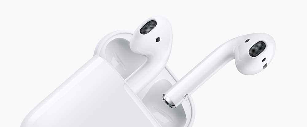 apple airpods - تعرف على المزايا والمواصفات المتوقعة لسماعة آير بودز 2 القادمة من شركة آبل