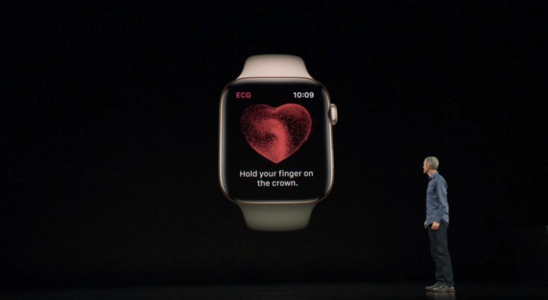 apple watch 4 3 - آبل تكشف رسميًا عن الجيل الرابع من ساعة آبل ، تعرف على الأسعار والمواصفات