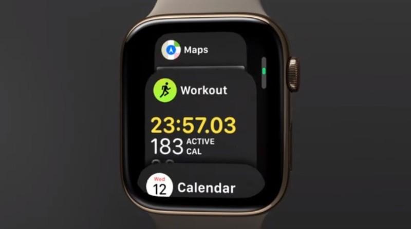 apple watch 4 8 - آبل تكشف رسميًا عن الجيل الرابع من ساعة آبل ، تعرف على الأسعار والمواصفات