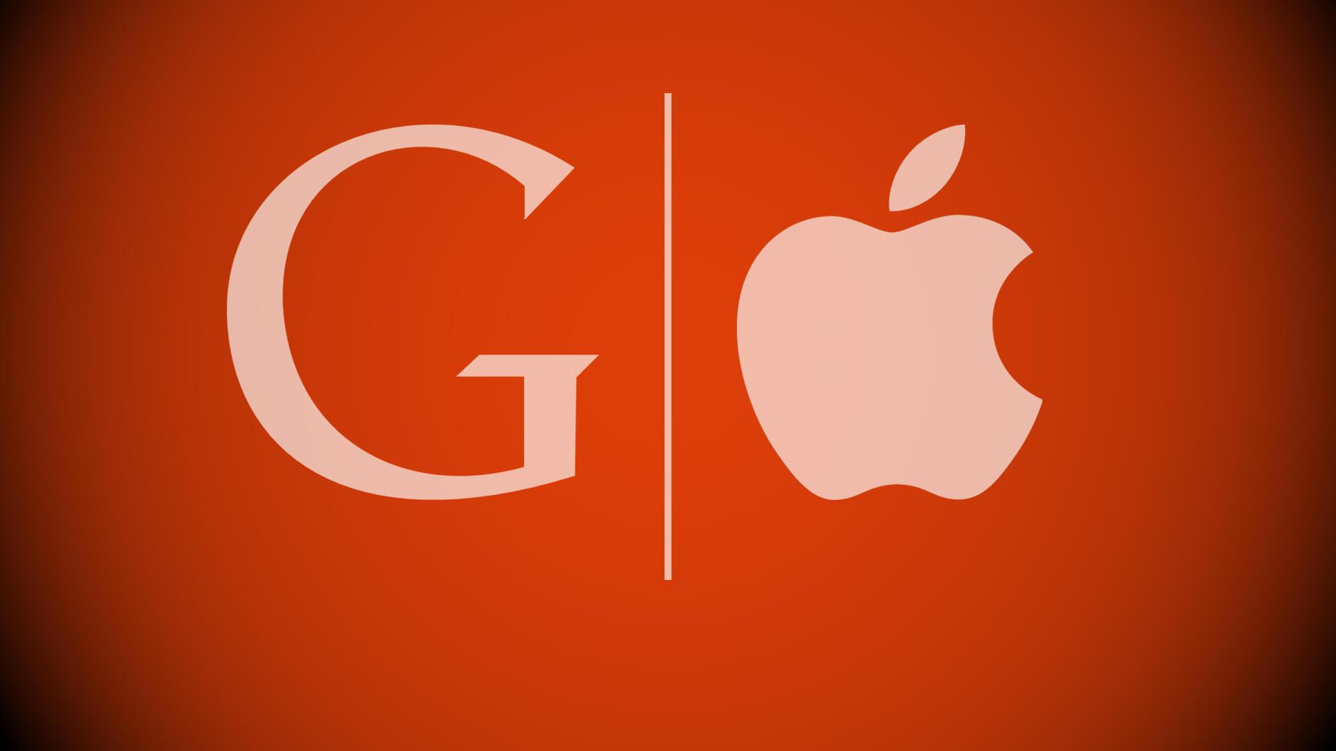 google apple2 fade 1920 - تعرف على ما ستدفعه جوجل لشركة آبل لتجعل محرك بحثها افتراضيًا على نظام iOS