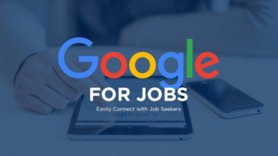 google jobs 390x220 - كيف بإمكانك إيجاد الوظائف بالقرب منك من خلال جوجل؟