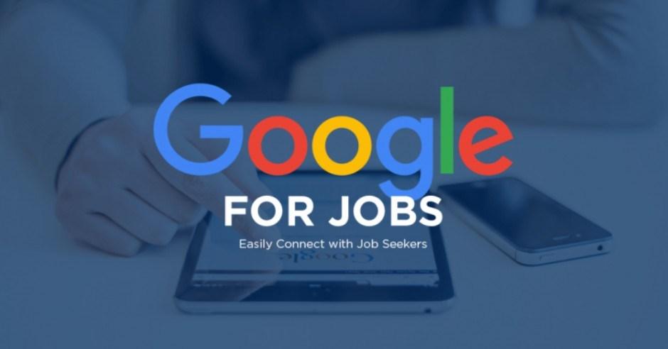 google jobs - كيف بإمكانك إيجاد الوظائف بالقرب منك من خلال جوجل؟