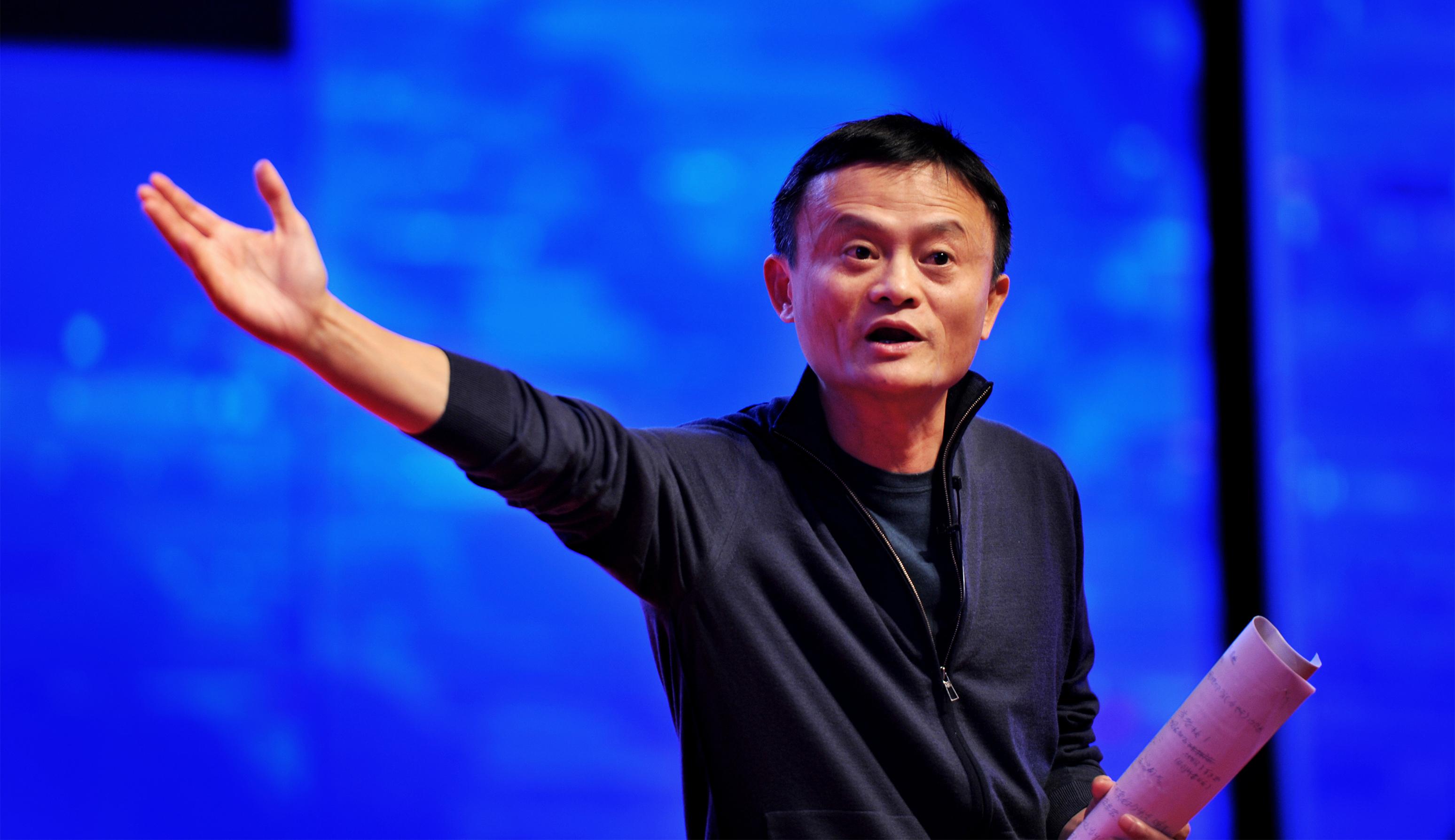 jackma - مؤسس شركة علي بابا Jack Ma سيستقيل الاسبوع القادم، تعرف على وجهته القادمة