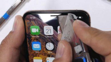 medium 2018 09 23 79e94d6796 390x220 - بالفيديو: اختبارات التعذيب الخدش والحرق والثني لهاتف iPhone Xs Max