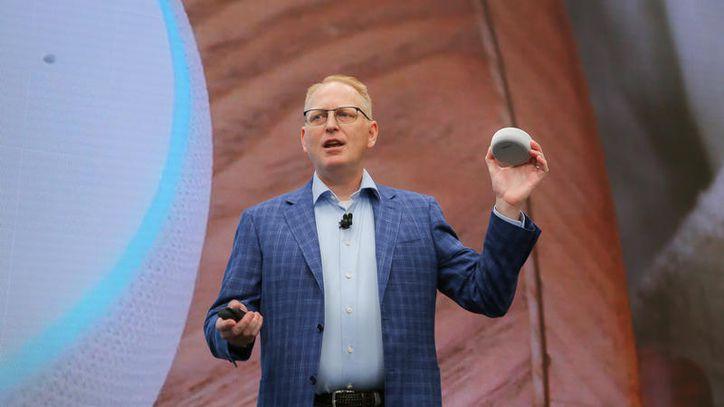 new amazon echo dot - أهم  ما تم الإعلان عنه في مؤتمر أمازون السنوي مع عرض الأجهزة الجديدة وأسعارها