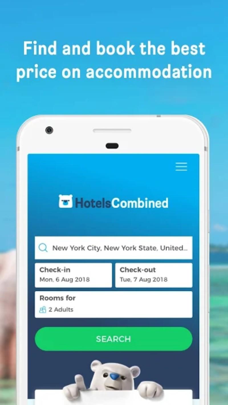 11.webp  1 - تطبيق هوتيلز كومبايند HotelsCombined لمعرفة أرخص الفنادق وأفضلها في أي مكان