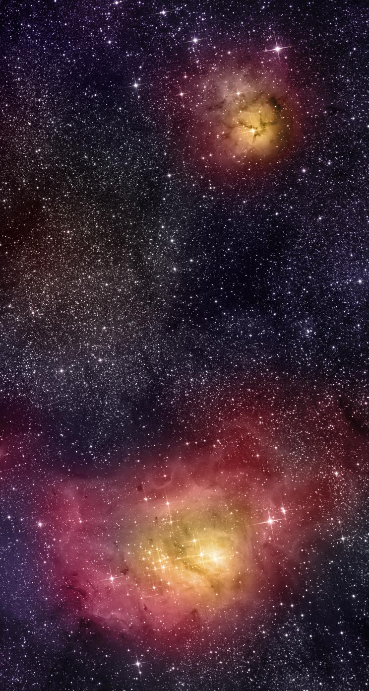 16 1 - صور مذهلة للفضاء الخارجي تمثل أفضل الخلفيات لهذا الأسبوع لأجهزة الآيفون والآيباد
