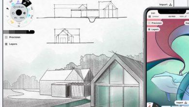 20 1 390x220 - التطبيق الرائع Concepts للرسم الرقمي الاحترافي للأيفون وآيباد