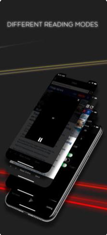 33 - تطبيق Focus يتيح لك إمكانية قراءة الكتب الإلكترونية بطريقة فريدة من نوعها، تعرف عليها