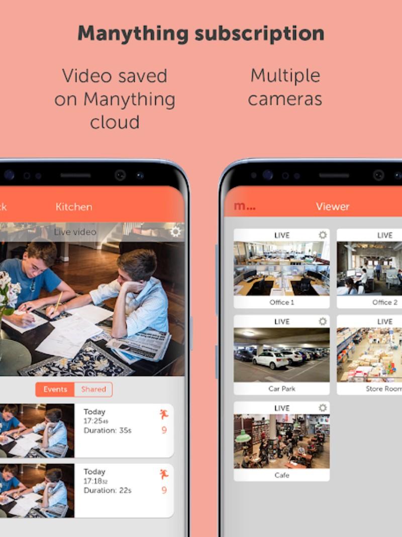 33.webp  - تطبيق Manything لتحويل جوالك القديم إلى جهاز مراقبة باستخدام كاميرته