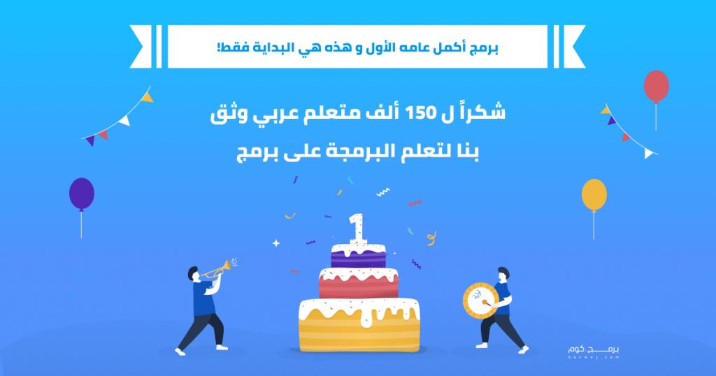 5 1 - تعلم البرمجة باللغة العربية عبر منصة برمج أفضل منصات تعليم البرمجة