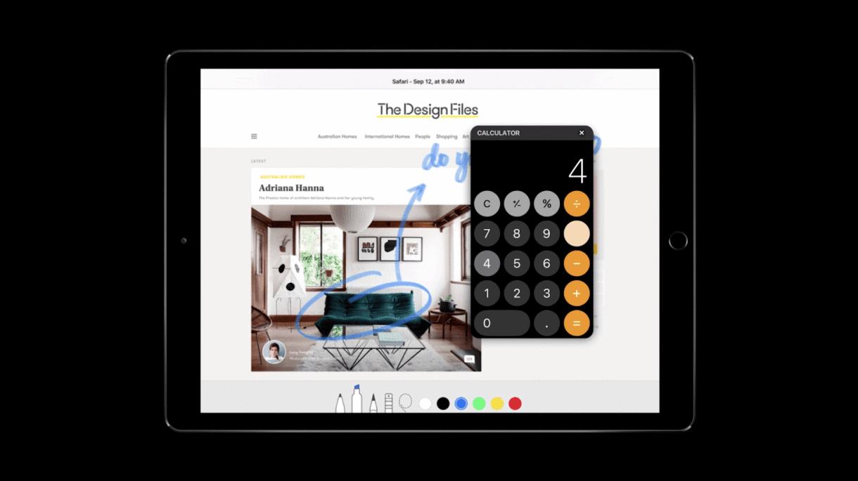 7 - فيديو وصور جديدة تكشف عن التصميم التخيلي لنظام تشغيل آبل القادم iOS 13
