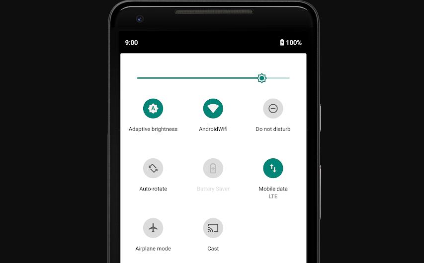 Adaptive Brightness - تطبيق Adaptive Brightness لتغيير حجم سطوع الشاشة سريعاً لهواتف الأندرويد