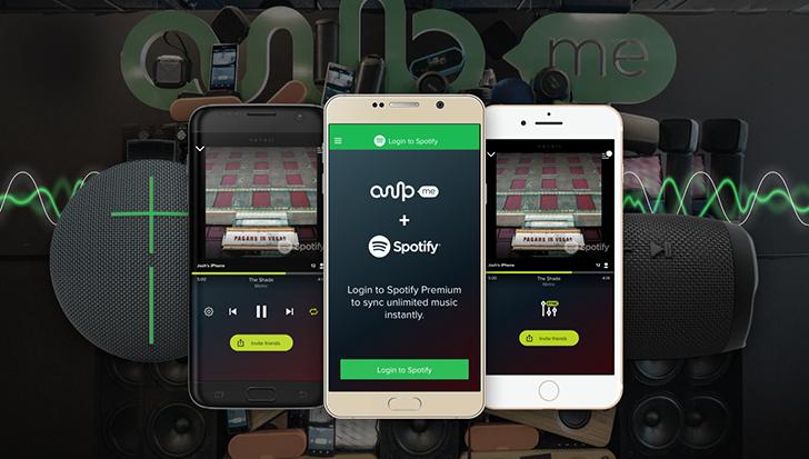 AmpMe - تطبيق AmpMe لتحويل جوالك الخاص إلى مكبر صوت قوي، للآندرويد والآيفون