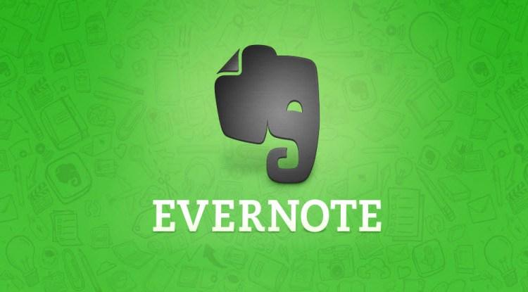 Evernote App - تطبيق Evernote الأشهر لتسجيل الملاحظات ومزامنتها، متاح لأجهزة الآندرويد والـ iOS