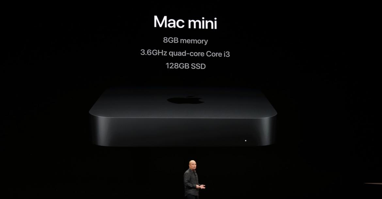 Mac Mini 1170x610 - مؤتمر آبل: آبل تعلن عن الجهاز الجديد Mac Mini مع تحديثات مميزة