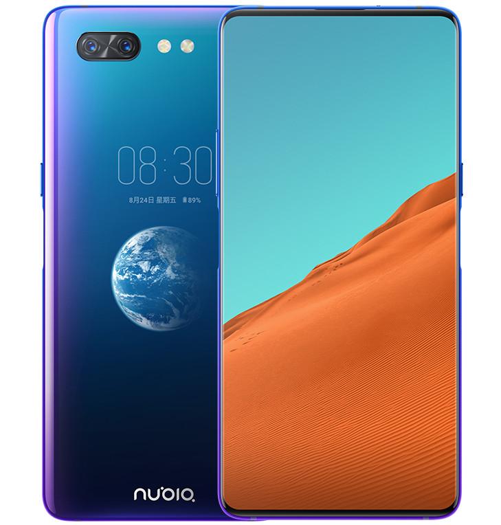 Nubia X 1 - الإعلان عن الهاتف الذكي Nubia X مع تصميم فريد يضم شاشتين وتقنية الذكاء الاصطناعي