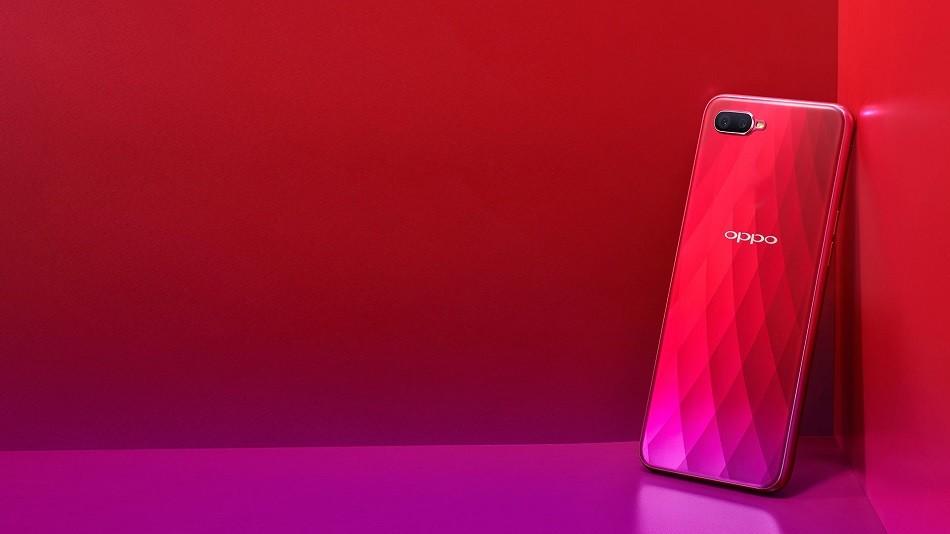 Oppo F9 Pro - أوبو تزيح الستار رسمياً عن الهاتف Oppo K1 مع شاشة بحجم 6.4 إنش ومستشعر بصمة