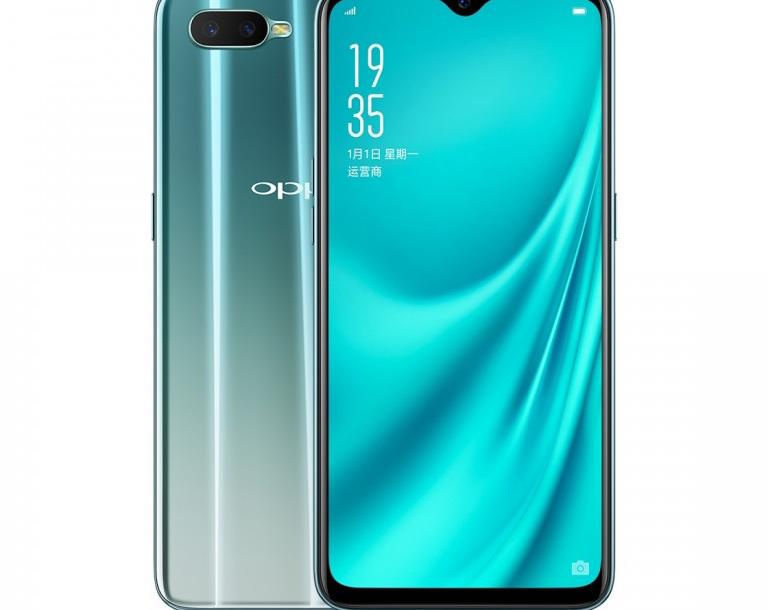 Oppo R15x is official 768x610 - أوبو تعلن عن هاتف Oppo R15x مع شاشة 6.4 إنش وكاميرا بدقة 25 ميجابيكسل