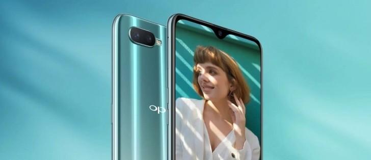 Oppo R15x official - أوبو تعلن عن هاتف Oppo R15x مع شاشة 6.4 إنش وكاميرا بدقة 25 ميجابيكسل