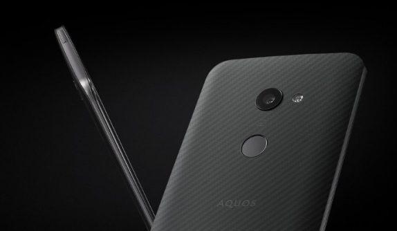SHARP Aquos Zero - شارب تعلن رسمياً عن الهاتف الذكي Aquos Zero مع شاشة OLED بحجم 6.22 إنش