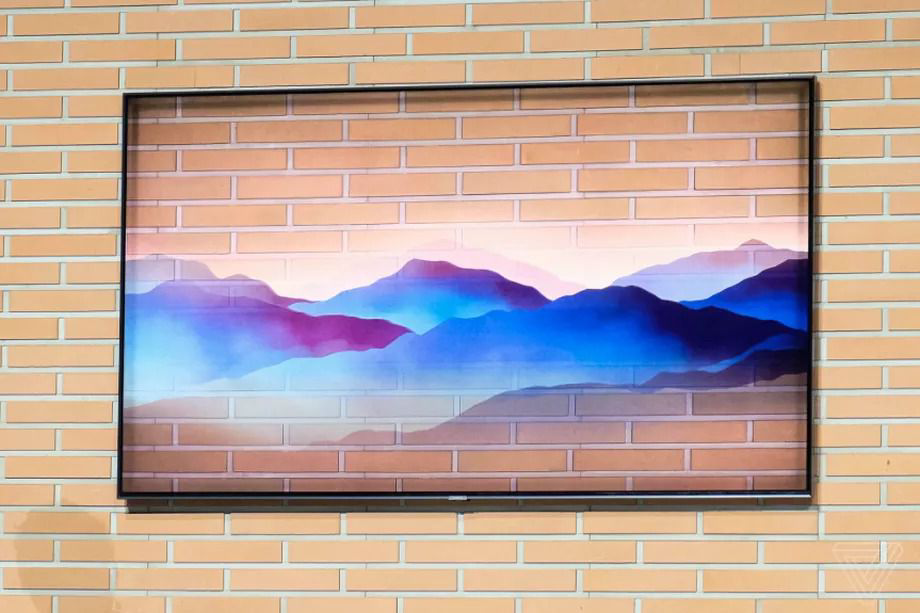 Samsung 85 inch 8K TV - سامسونج تكشف عن تلفاز بحجم 85 بوصة ودقة 8K وتتيحه للطلب المسبق والسعر خيالي