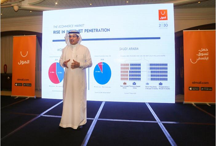 Screenshot 2 - الشركة السعودية للأبحاث والنشر تعلن عن إطلاق رسمياً موقع المول للتسوق الإلكتروني
