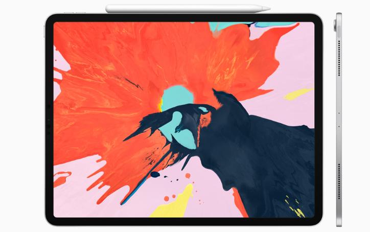 Screenshot 2018 10 30 iPad Pro1 - مؤتمر آبل: الإعلان الرسمي عن نسختي أجهزة iPad Pro بحجم 11 و13 بوصة مع حواف صغيرة