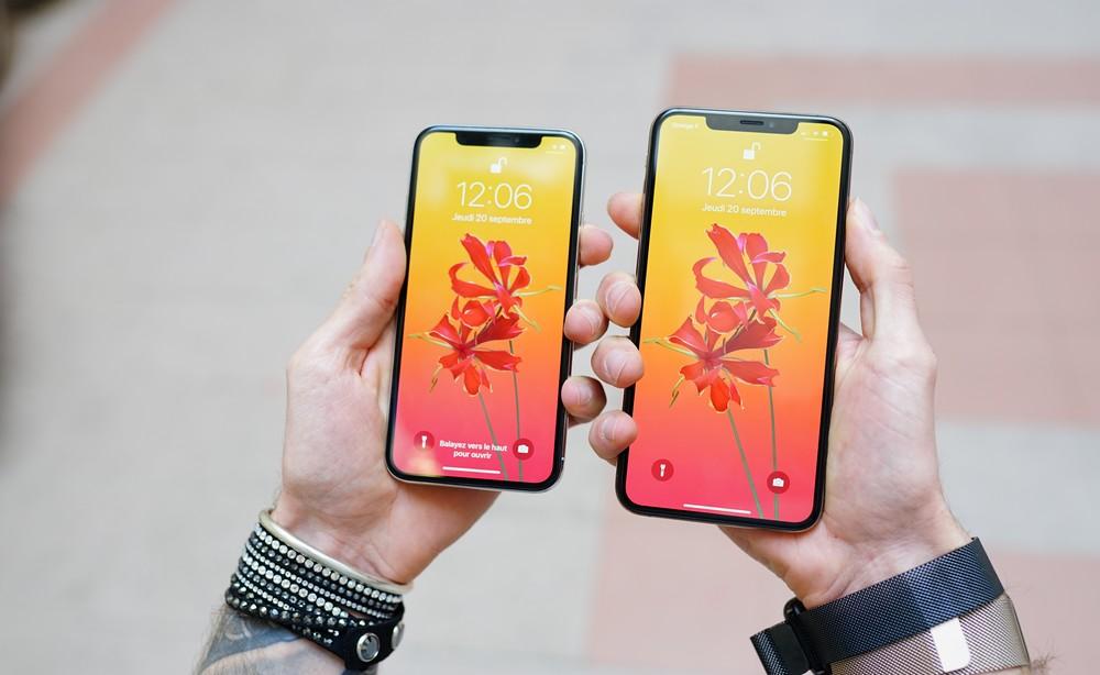 iPhone XS Max 3 - تقرير يكشف تفوق مبيعات آيفون XS و XS Max على iPhone X