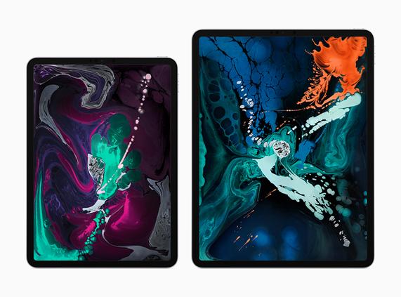 ipad pro 11 inch 12inch 10302018 inline.jpg.large  - مؤتمر آبل: الإعلان الرسمي عن نسختي أجهزة iPad Pro بحجم 11 و13 بوصة مع حواف صغيرة