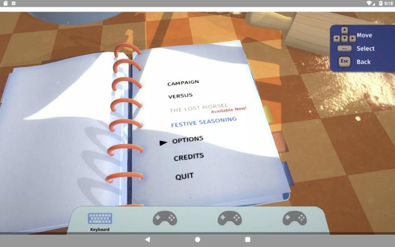 unnamed 2.webp  - تطبيق Parsec يسمح لك بتجربة ألعاب الحاسب الآلي بكامل جودتها على جوالك
