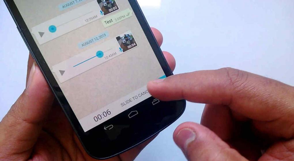 whatsapp audio messages 2 0 - تطبيق Audio Voice Messages to Text for WhatsApp لتحويل الرسائل الصوتية إلى نص