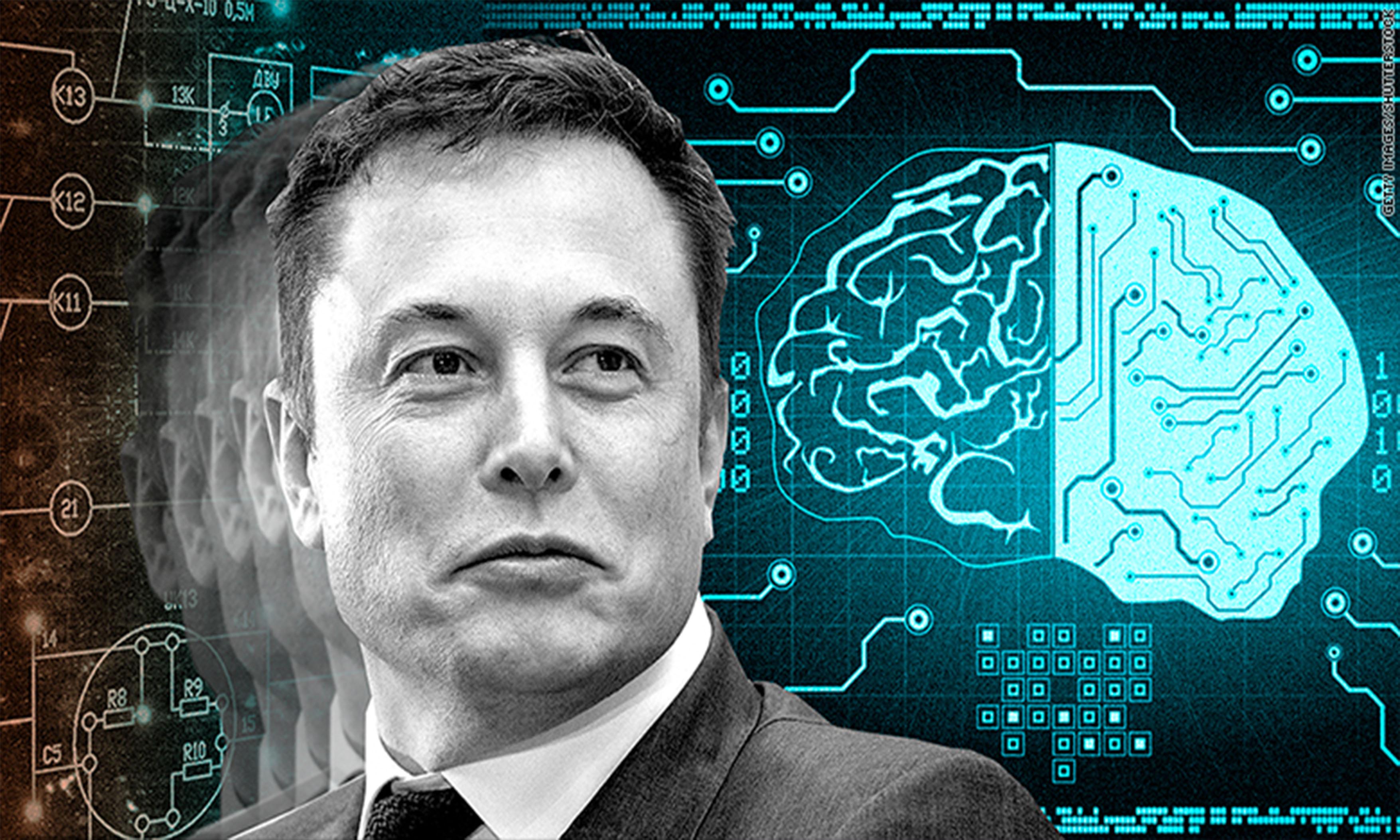 ماسك يُطلق Neuralink - في مقابلة حديثة، ايلون ماسك يقول بأن ابل لم تعد قادرة على إبهارنا، وإليكم تفاصيل المقابلة