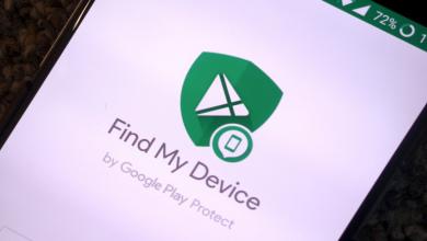 Google Find My Device 390x220 - تحديث جديد لتطبيق Google Find My Device يحدد مكان الهاتف المفقود بدقة كبيرة