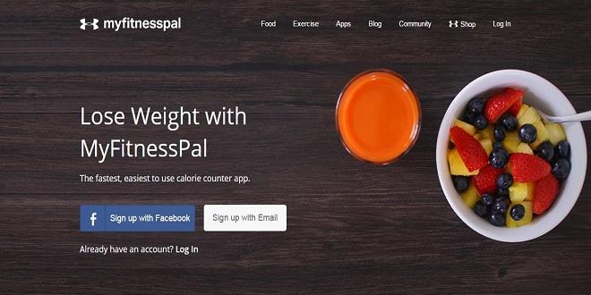MyFitnessPal 1 - تطبيق MyFitnessPal يفيدك في حساب السعرات الحراريه لتخفيف وزنك