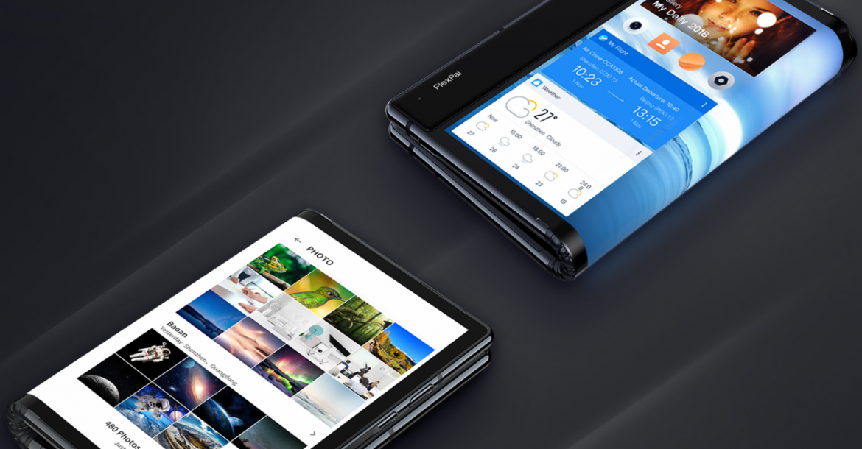 Royole FlexPai first foldable smartphone 1170x610 - إطلاق أول هاتف في العالم قابل للطي Royole FlexPai مزود بمعالج Snapdragon 8150