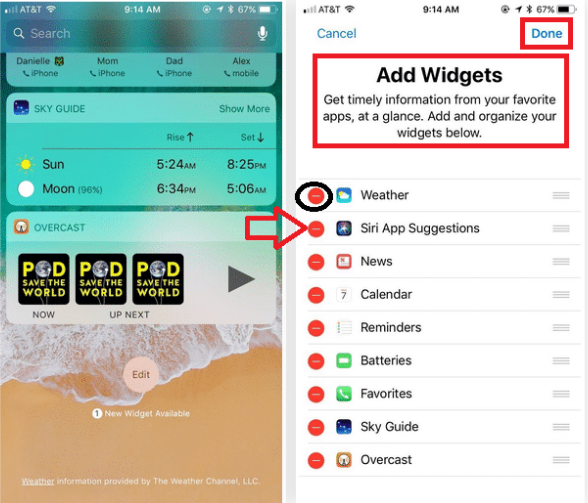 Screenshot 5 - نصائح هامة تستطيع بها خفض استنزاف بطارية هاتفك الآيفون