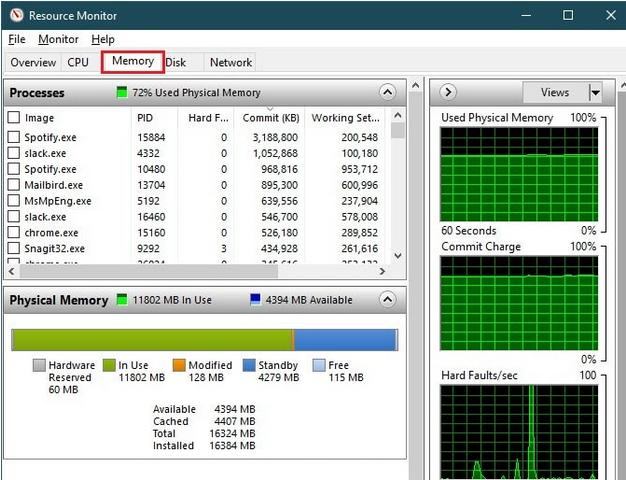 Screenshot 54 - هذه الطرق تمكنك من تسريع عمل جهازك وتحسين أداء ذاكرة الوصول العشوائي
