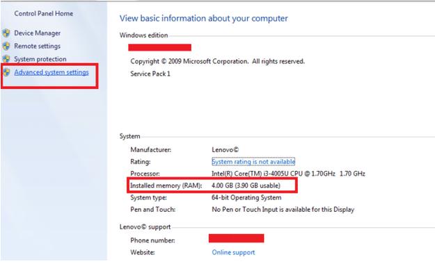 Screenshot 55 - هذه الطرق تمكنك من تسريع عمل جهازك وتحسين أداء ذاكرة الوصول العشوائي