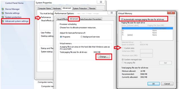 Screenshot 58 - هذه الطرق تمكنك من تسريع عمل جهازك وتحسين أداء ذاكرة الوصول العشوائي