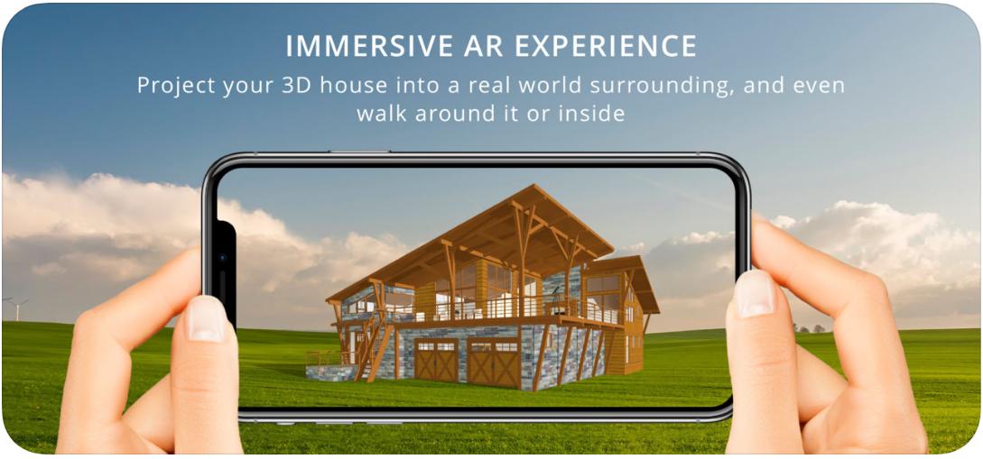 Screenshot 6 2 - للتحميل التطبيق المذهل Live Home 3D للتصميمات والديكورات لهواتف الآيفون