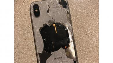 iPhone X 15 660x610 390x220 - اشتعال هاتف iPhone X بعد التحديث لنظام التشغيل iOS 12.1 في مفاجأة كبيرة