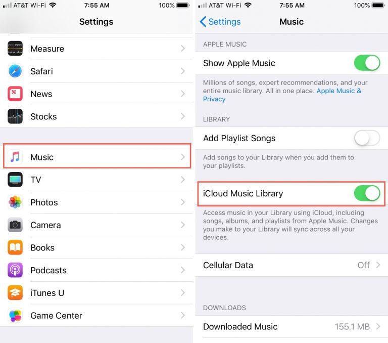 أغانيك وقوائم التشغيل المفقودة على Apple Music - شرح مفصل، تعرف على كيفية استعادة أغانيك وقوائم التشغيل المفقودة على Apple Music