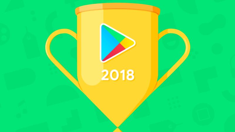 تطبيقات 2018 - جوجل تكشف عن قائمة أفضل التطبيقات والألعاب والأفلام لعام 2018