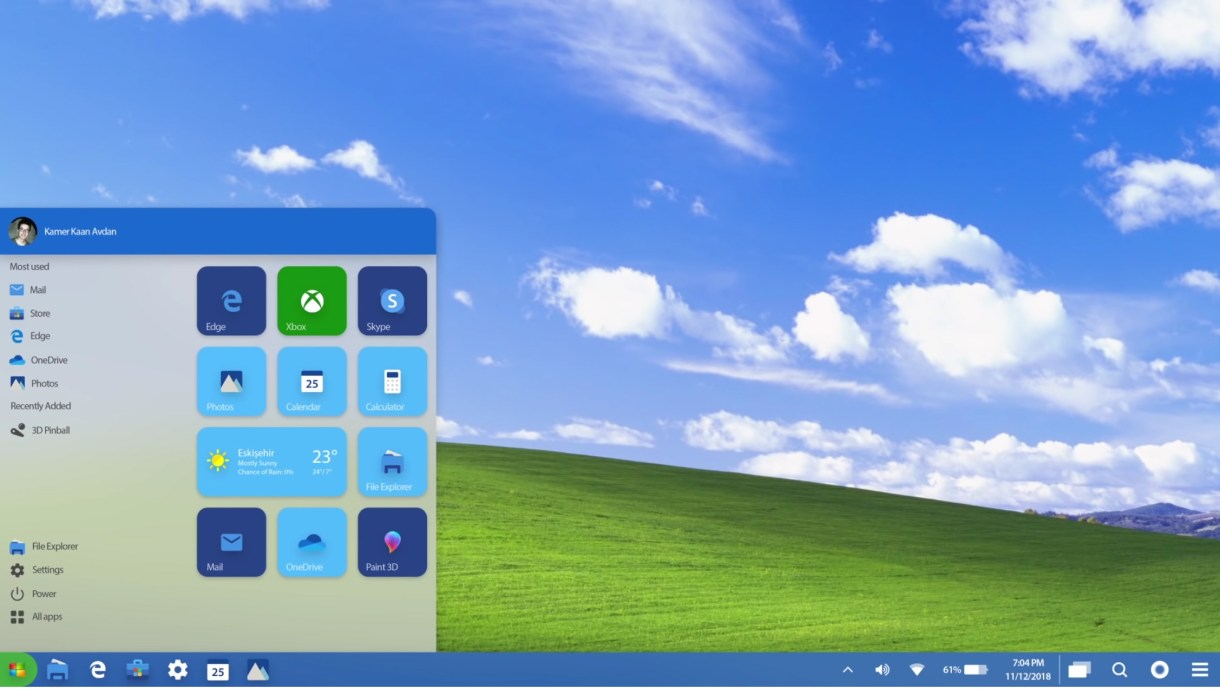 تحميل نظام windows xp