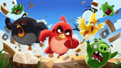 abcom default share 390x220 - لعبة Angry Birds ستتوفر بنسخة جديدة تعمل بتقنية الواقع الافتراضي، شاهد التريلر