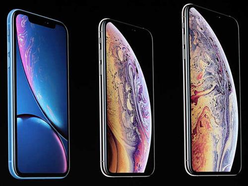 apple iphone xr xs xs max display comparison - ابل تكشف رسمياً عن الجوال الأكثر مبيعا بين أيفوناتها الجديدة لهذا العام