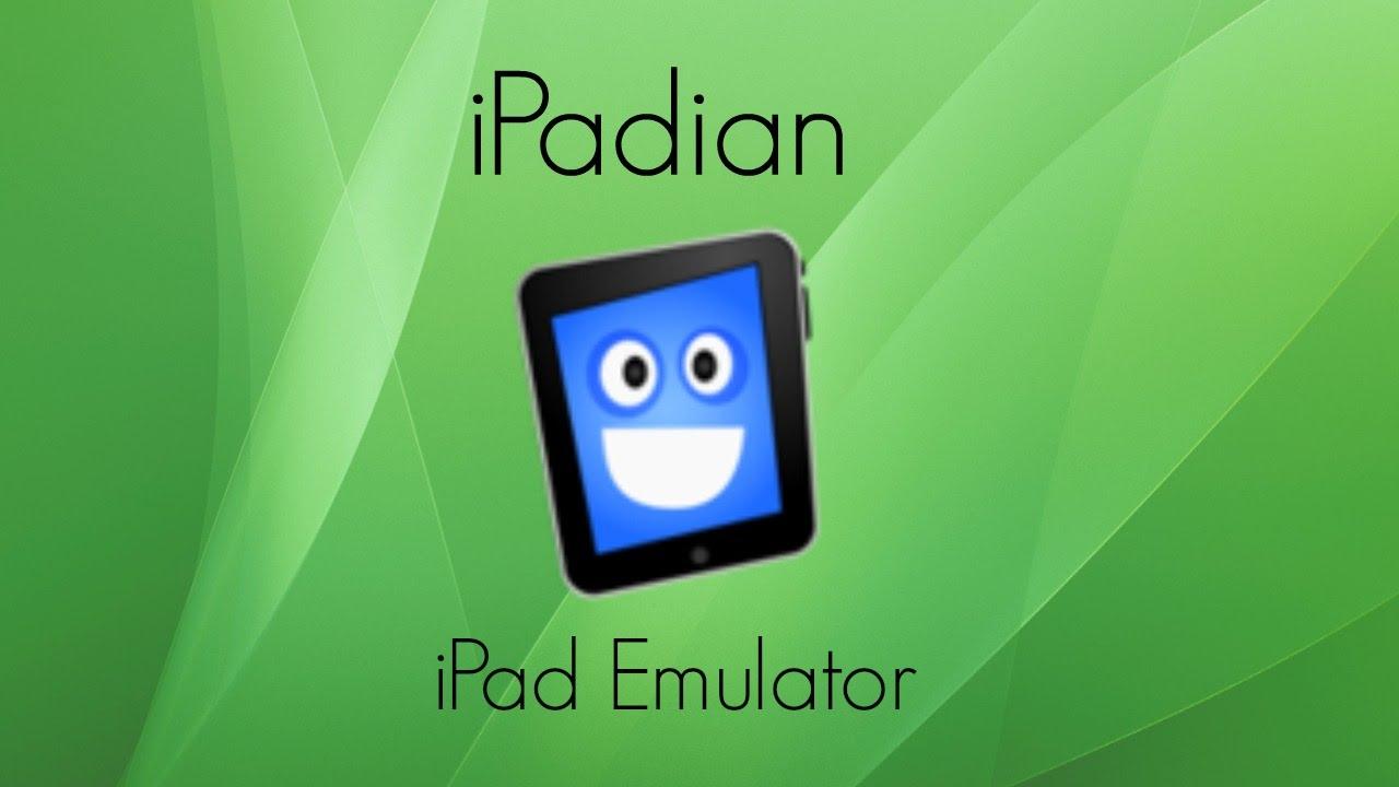 """maxresdefault 1 - برنامج محاكي iPadian Emulator لتشغيل تطبيقات ايفون iOS على الكمبيوتر """"ويندوز"""""""