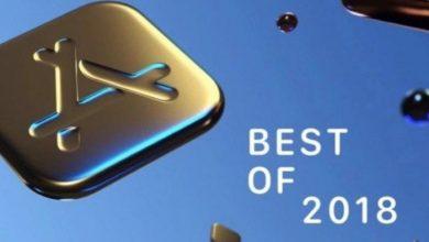 medium 2018 12 04 1b2b47a51a 390x220 - آبل تكشف عن تصنيفها الرسمي لأفضل تطبيقات آيفون وآيباد لعام 2018