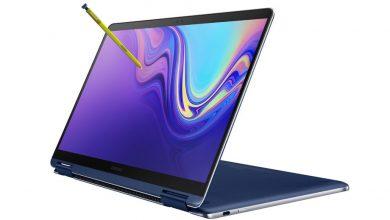 samsung notebook 9 pen 390x220 - سامسونج تكشف رسمياً عن نوت بوك 9 الجديد كلياً بمزايا فريدة وقلم خاص